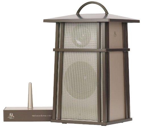 acoustic mission outdoor patio speakers