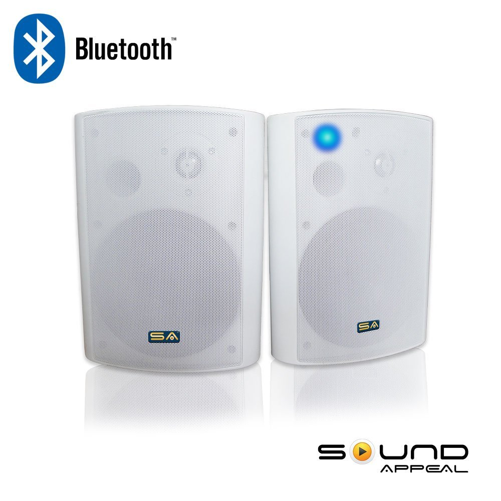 outdoor bluetooth speakers. sound appeal wireless outdoor speakers bluetooth