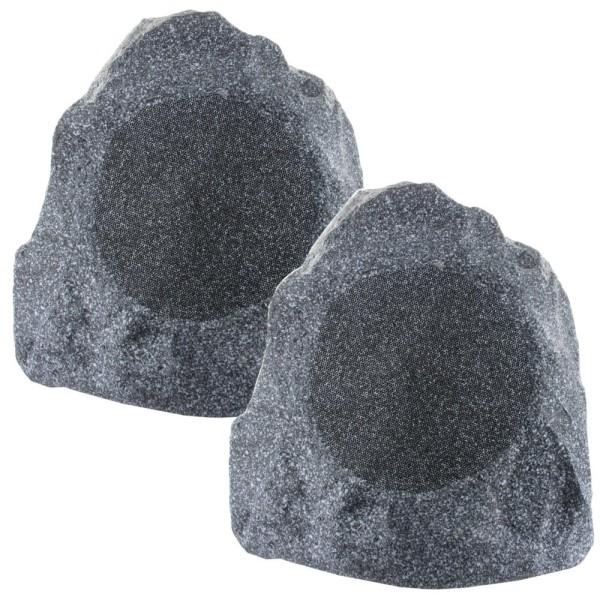 Granite Outdoor Rock Speakers