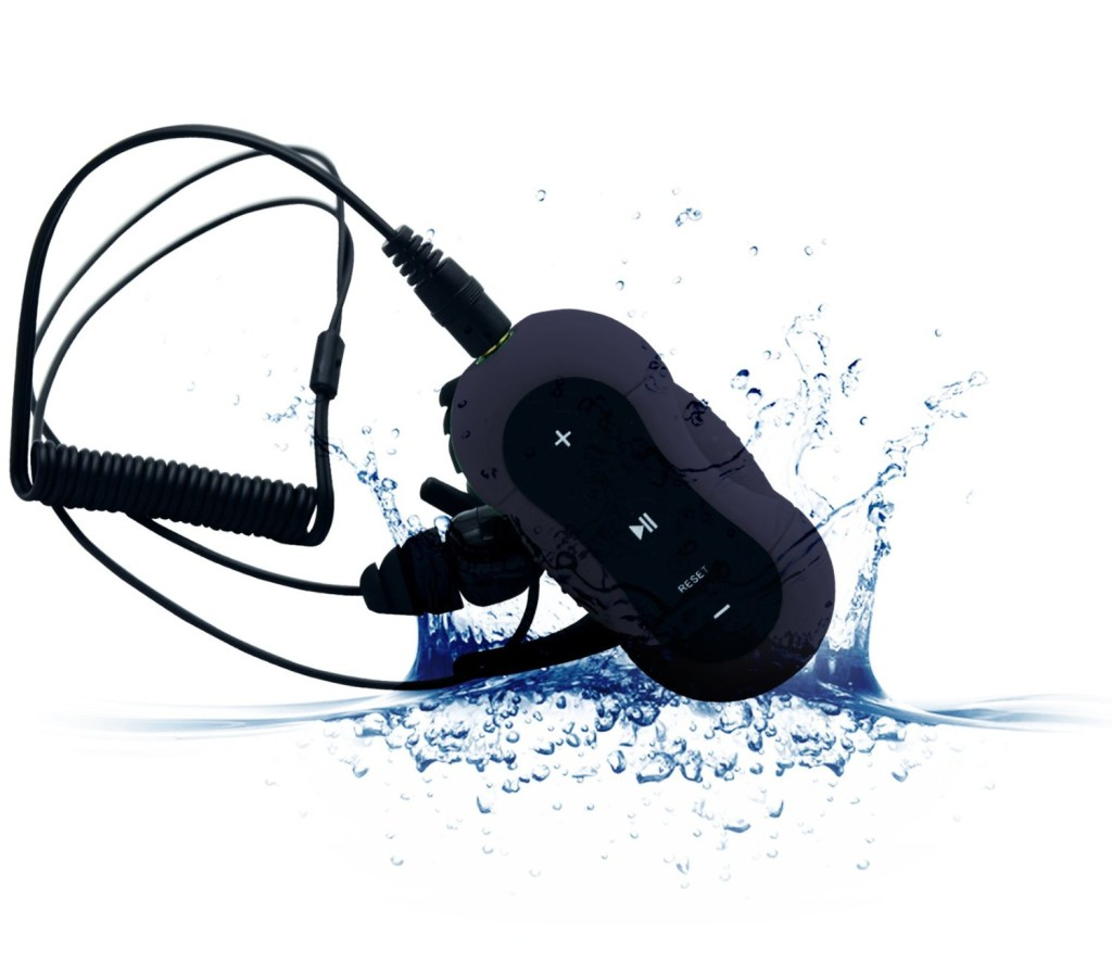 Aerb 4G Waterproof Headphones for Swimming