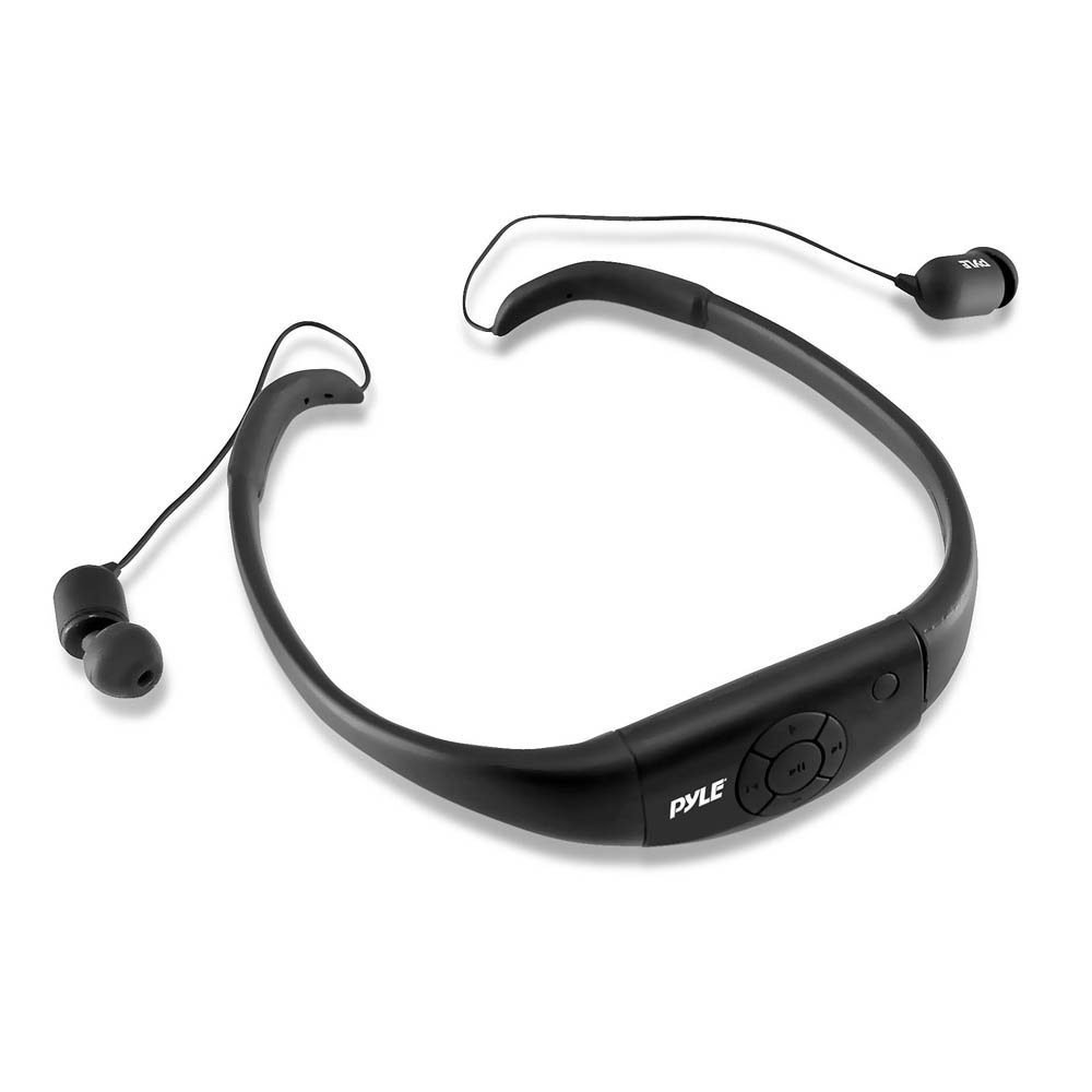 Pyle 8GB Waterproof Headphones for Swimming