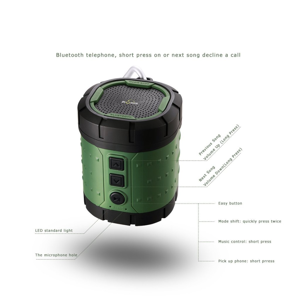 The Top 10 Rugged Bluetooth Speakers For Outdoor Sports