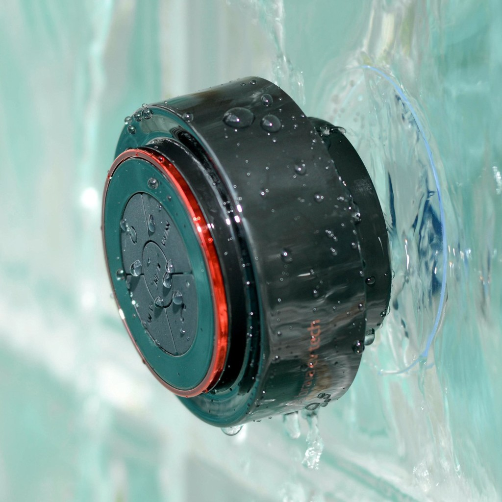 Brava CV Waterproof Bluetooth Shower Speaker