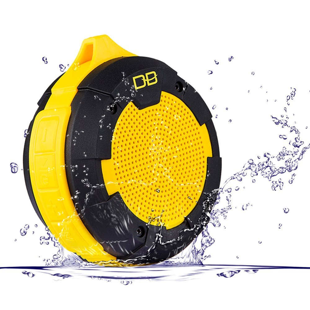 The BX-600 Waterproof Bluetooth Shower Speaker