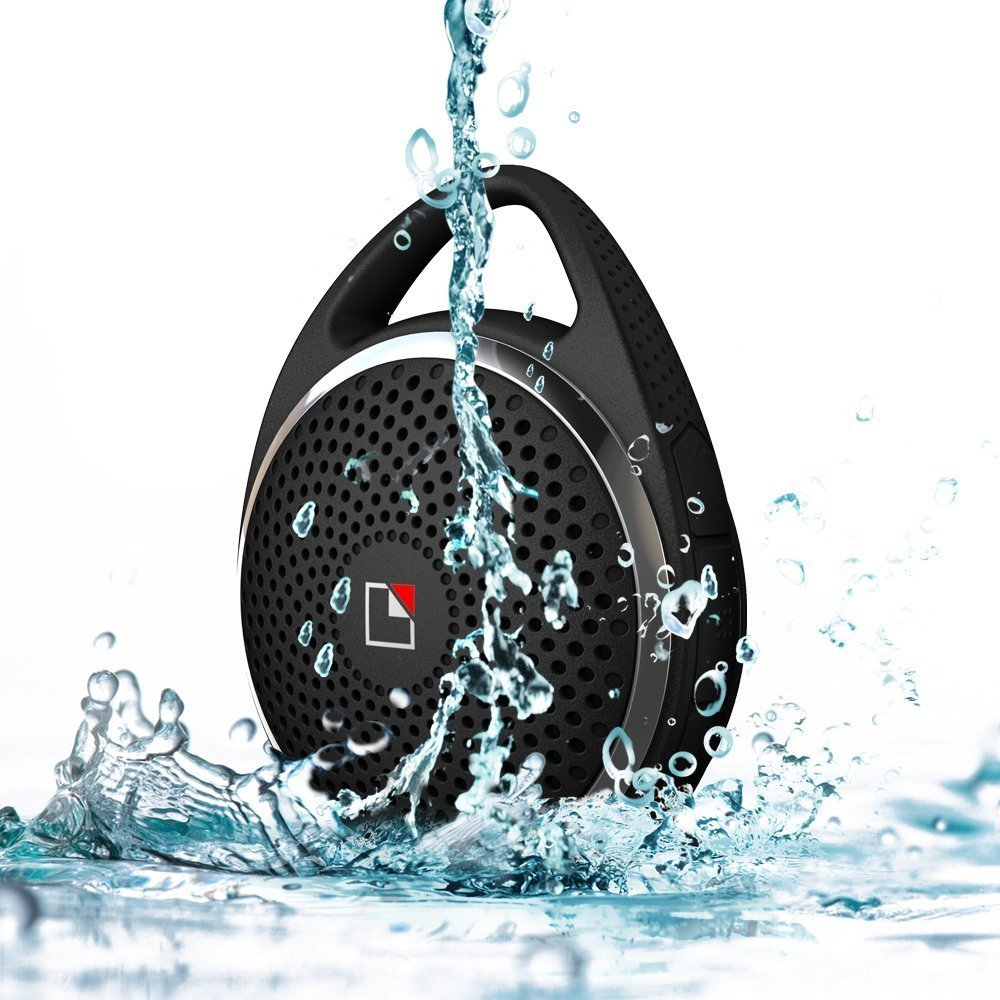The WhiteLabel SoundDew Waterproof Bluetooth Shower Speaker