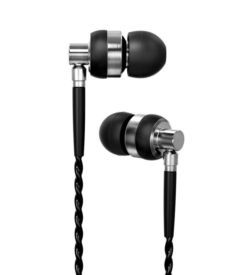Brainwavz M2 Noise Isolating Bass Earbuds