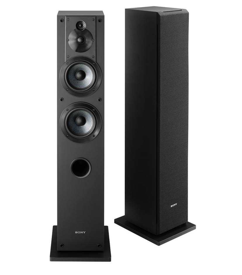Sony SSCS3 3-Way Floor Standing Speaker