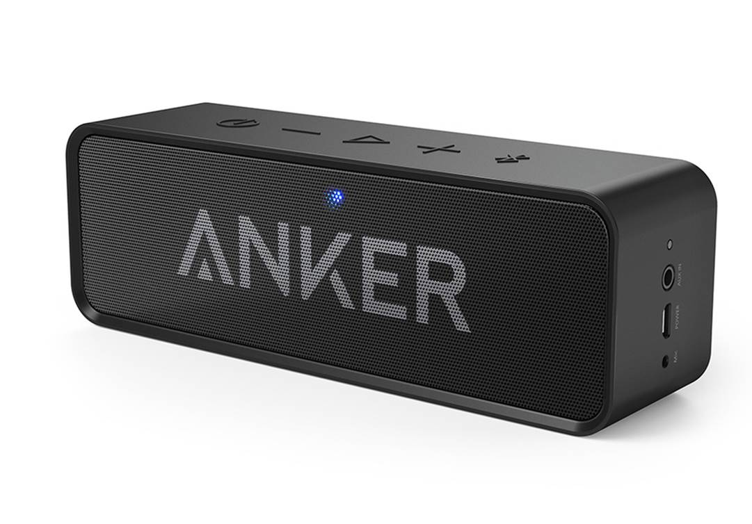 Anker SoundCore Best Portable Bluetooth Speaker