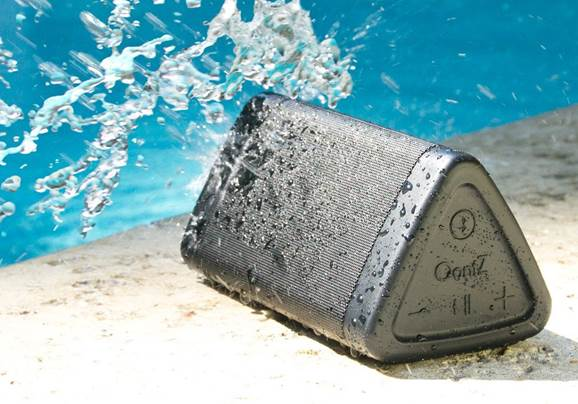 OontZ Angle 3 Outdoor Bluetooth Speaker