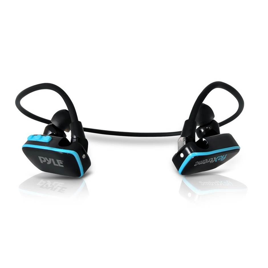 Pyle Flextreme Waterproof Headphones for Swimming