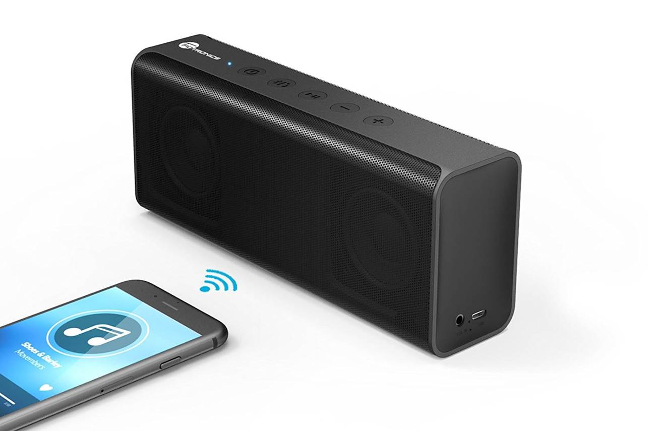 TaoTronics Pulse X Loudest Bluetooth Speaker