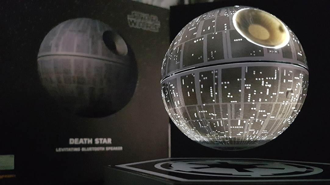 hellosy Star Wars Levitating Bluetooth Speaker