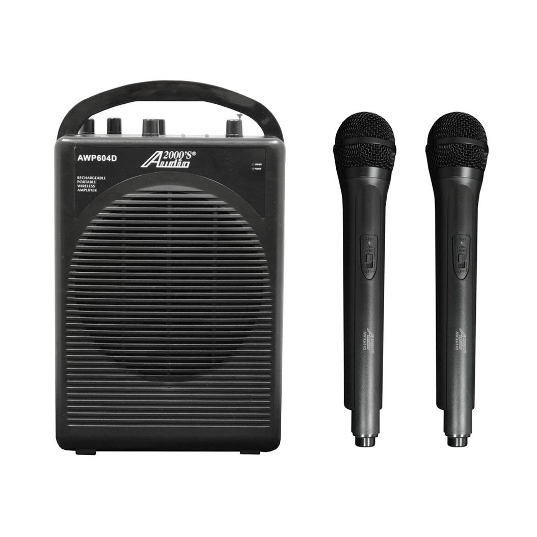 Audio 2000s Portable PA System