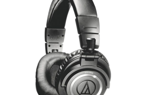 Audio-Technica ATH-M50x Best Bass Headphone