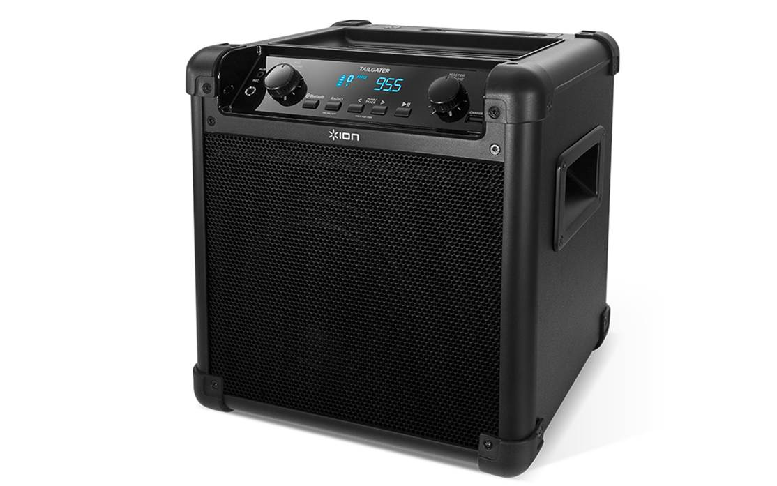ION Audio Tailgator Portable PA System