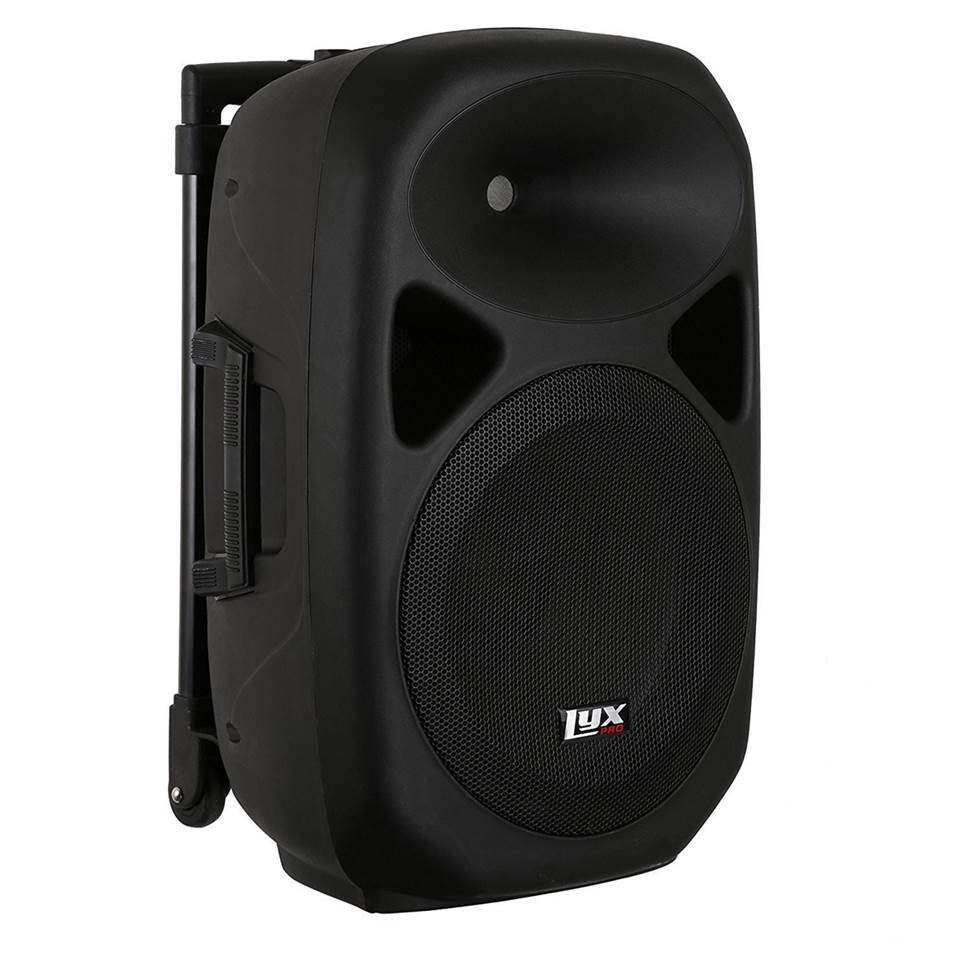 LyxPro SPA-12BAT Portable PA System