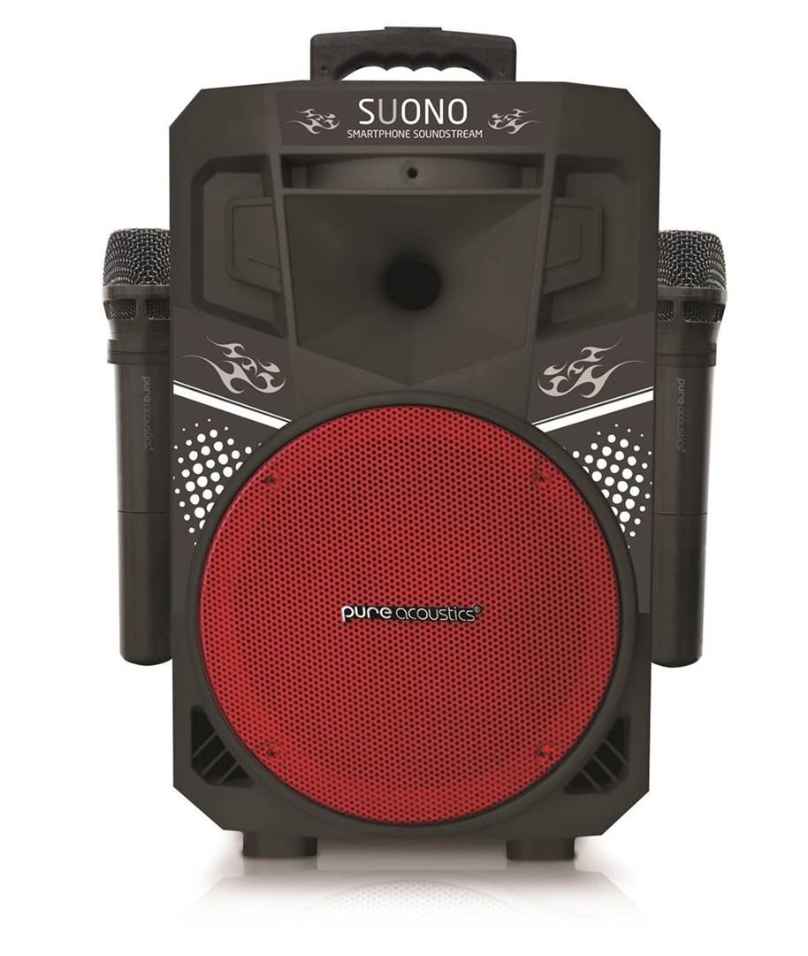 Pure Acoustics Portable PA System