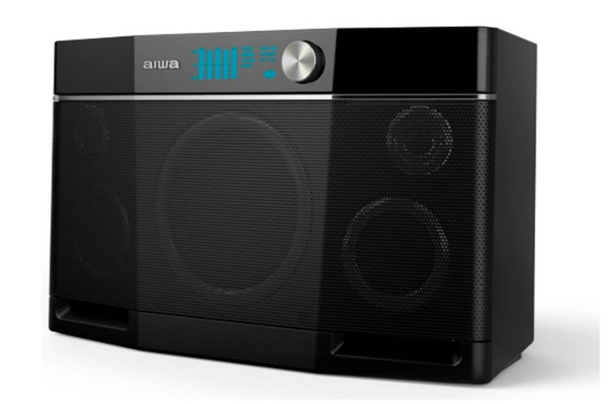 The Aiwa Exos-9 Wireless Speaker