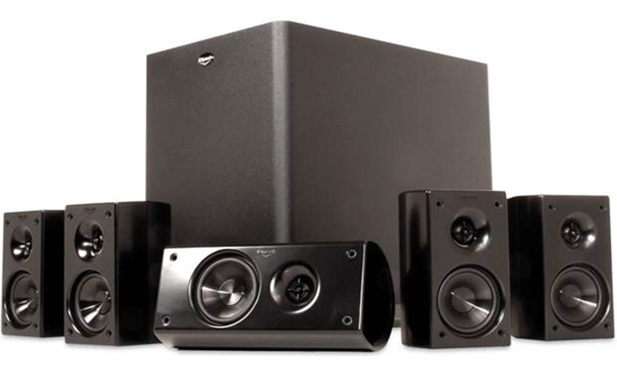 Klipsch HD 300 Home Theater System