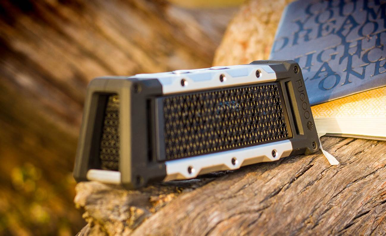 FUGOO Tough Waterproof Bluetooth Speaker