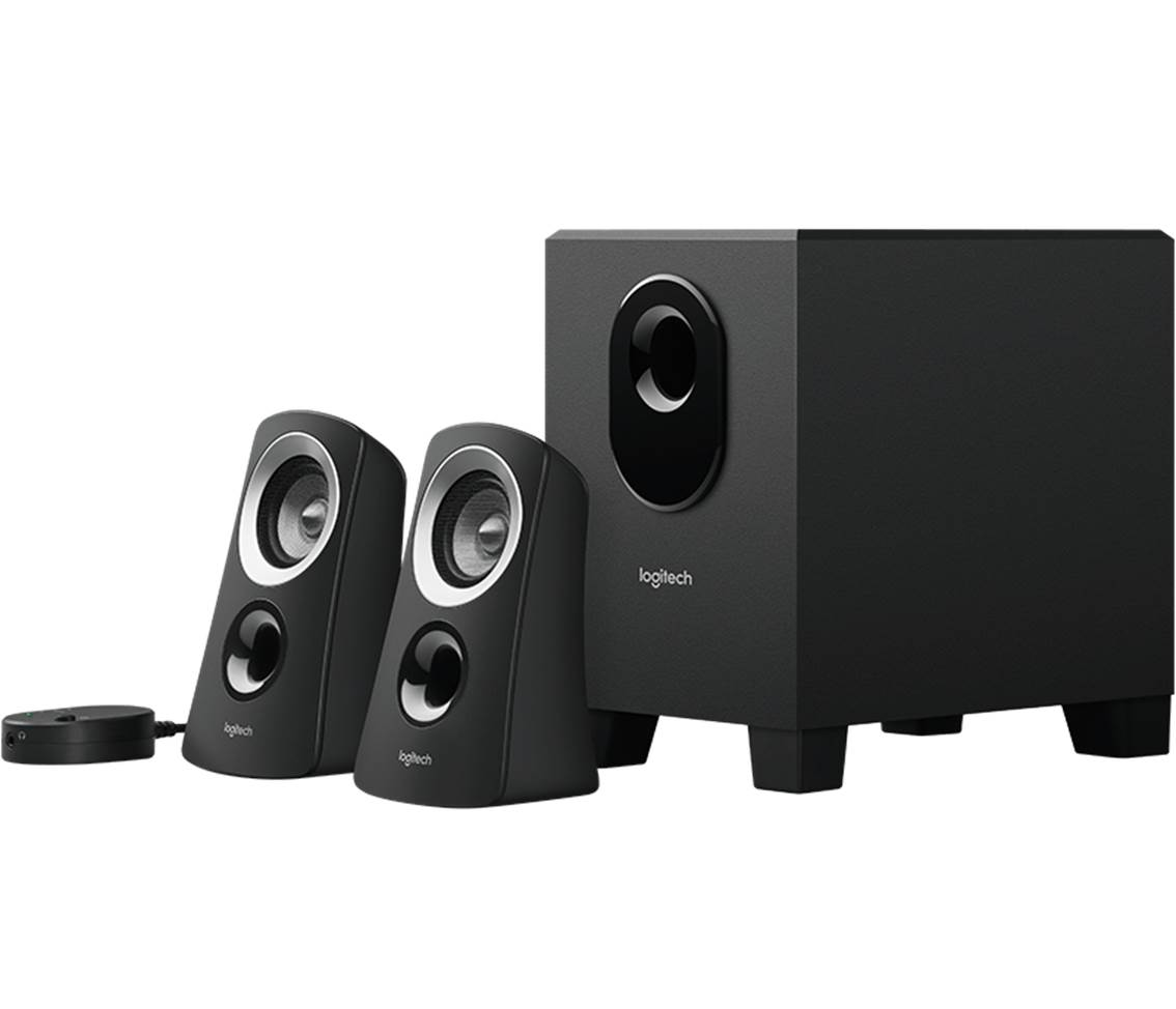 Logitech Z313 Wireless Computer Speakers