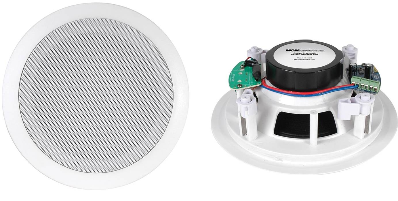 "MCM 6"" Bluetooth Ceiling Speakers"