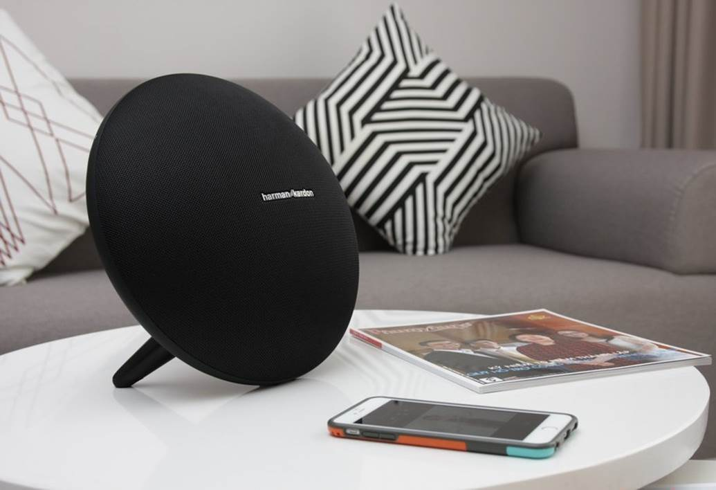 Onyx Studio 3 Review Portable Bluetooth Speaker By