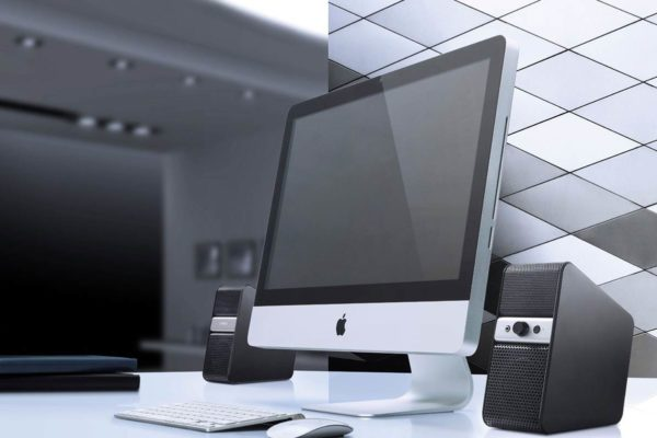 Wireless Computer Speakers