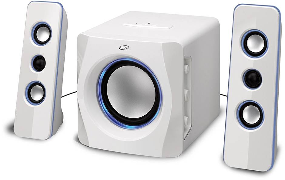 iLove Wireless Computer Speakers