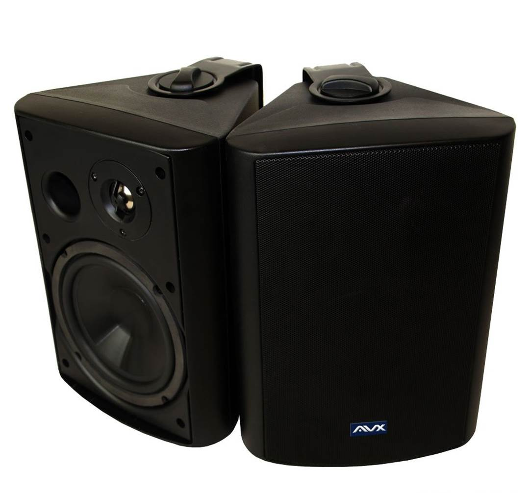 "AVX 6.5"" Weatherproof Outdoor Speakers"