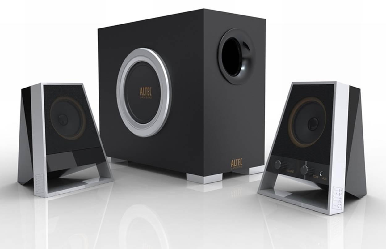 Altec Lansing VS2621 Computer Speakers