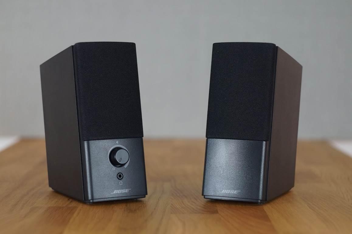 Bose Companion 2 Series III Multimedia Computer Speakers