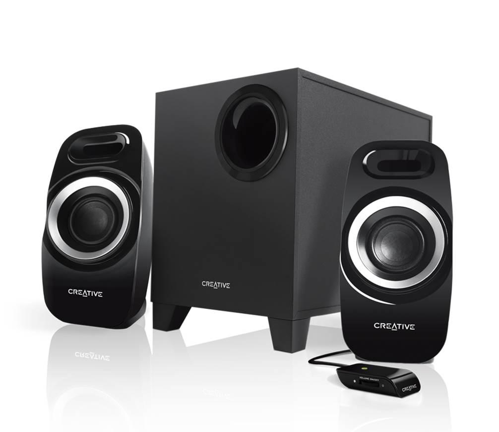 Creative Inspire T3300 Computer Speakers