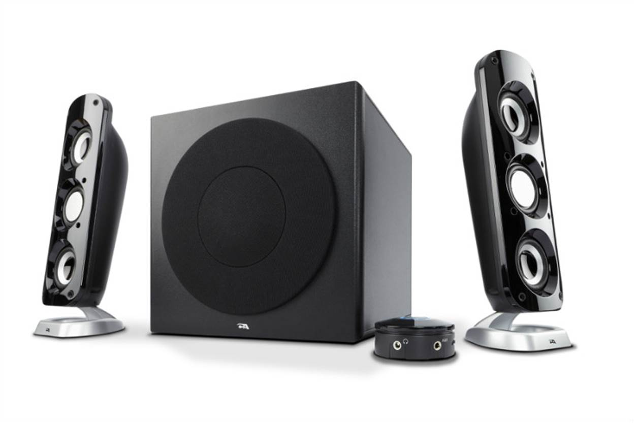 Cyber Acoustics 92W Computer Speakers