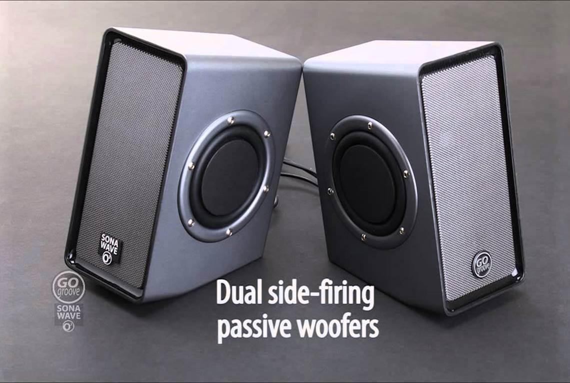 GoGroove Sona Verse Computer Speakers