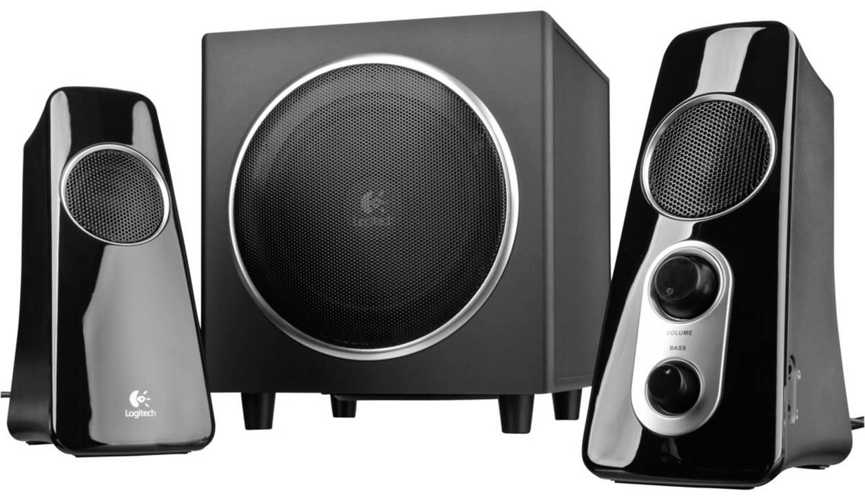 Logitech Z523 Computer Speakers