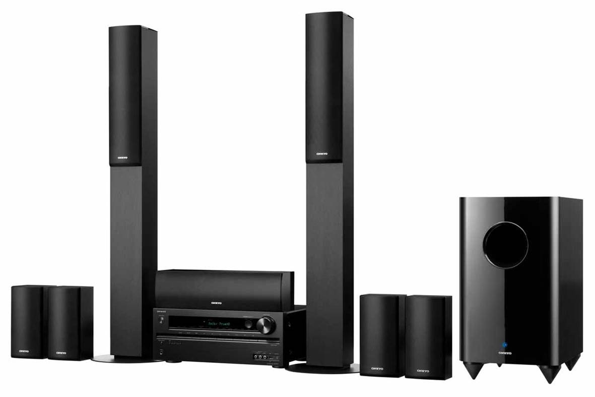 Onkyo SKS-HT870 Surround Sound Speakers