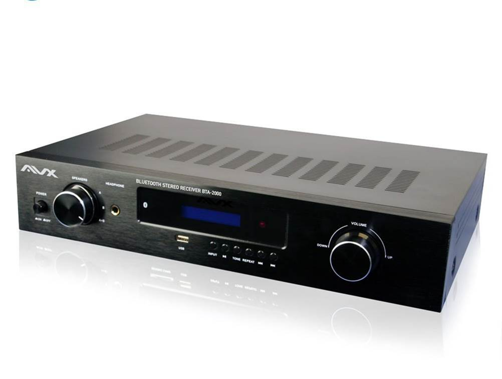 AVX Audio BTA-2000 Stereo Receiver