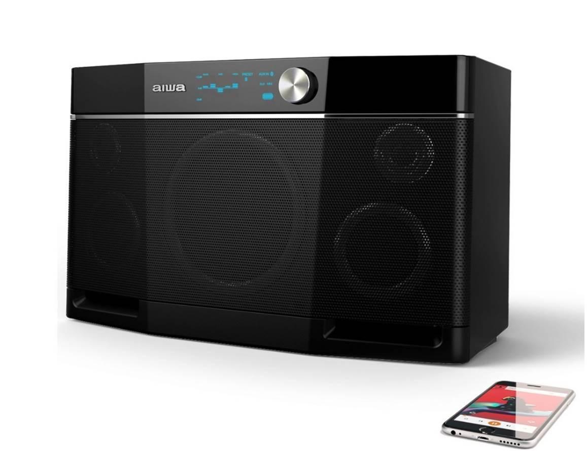 Aiwa Exos-9 Bluetooth Speaker