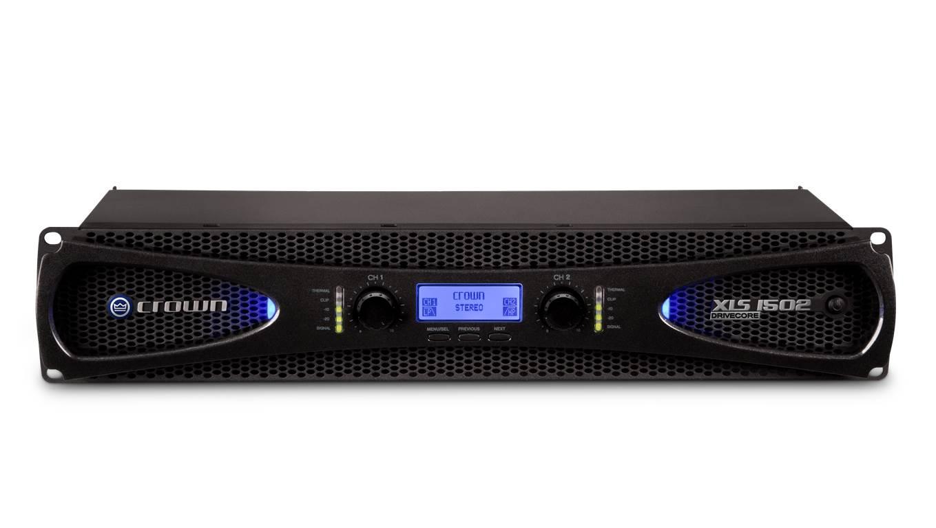 Crown XLS150 525 Watt Stereo Receiver