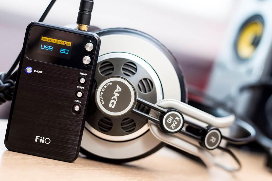 FiiO E17 Amplifier