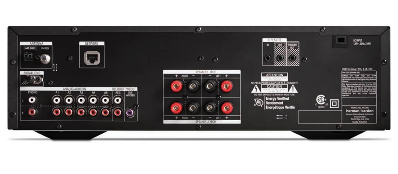 Harman Kardon HK 3700 Stereo Receiver (1)