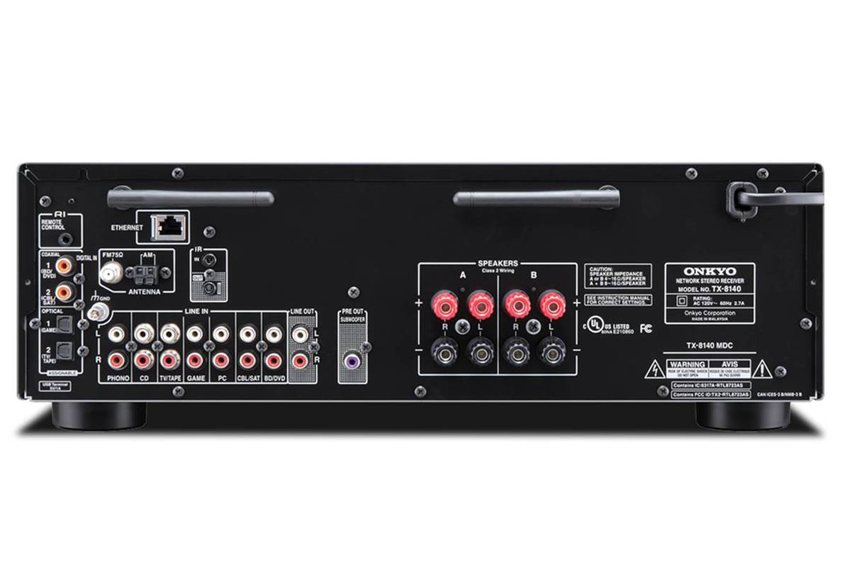 Onkyo TX-8140 2 Channel Stereo Receiver