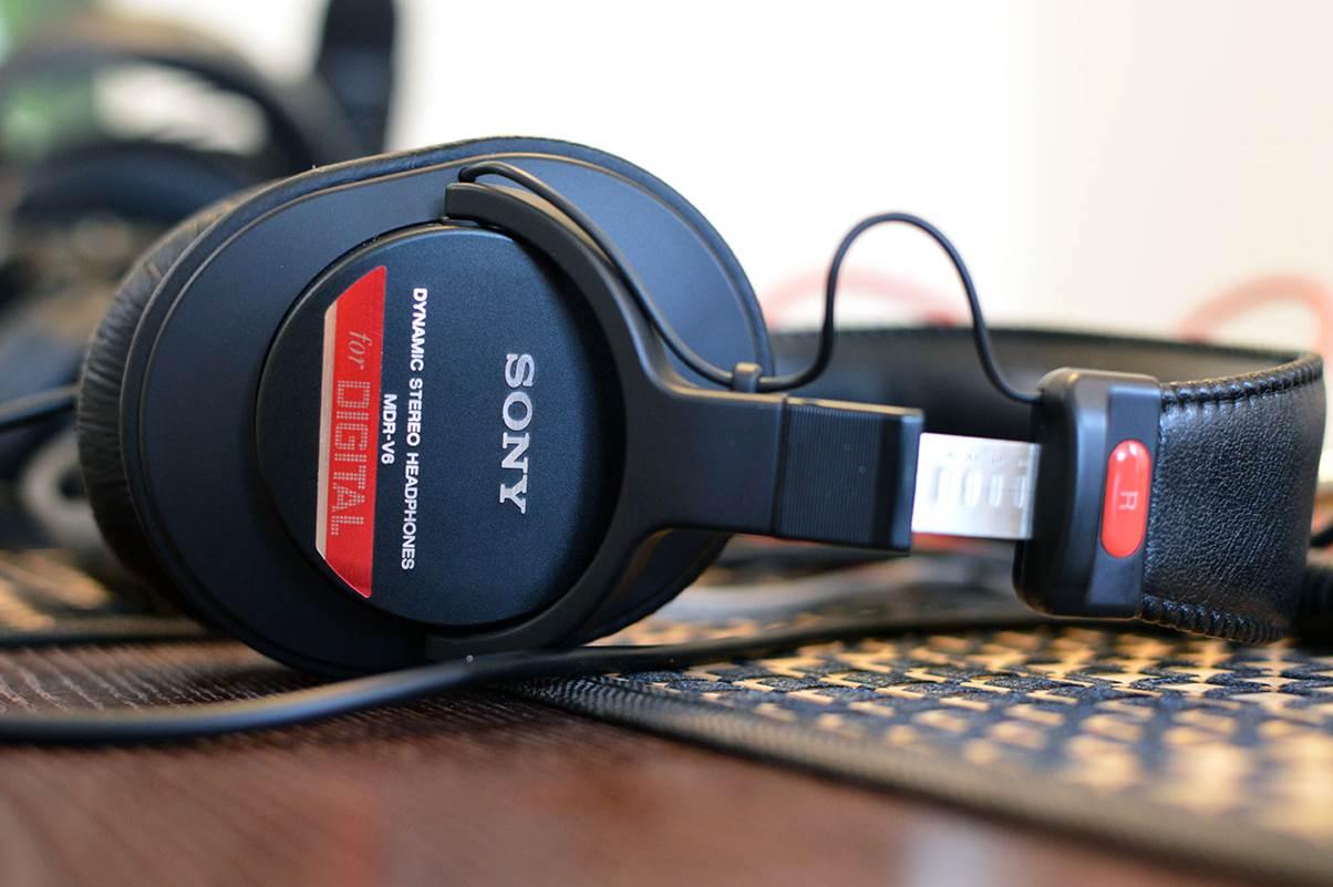 Sony MDRV6 Studio Headphones