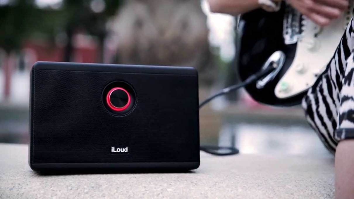 iLoud Bluetooth Speaker