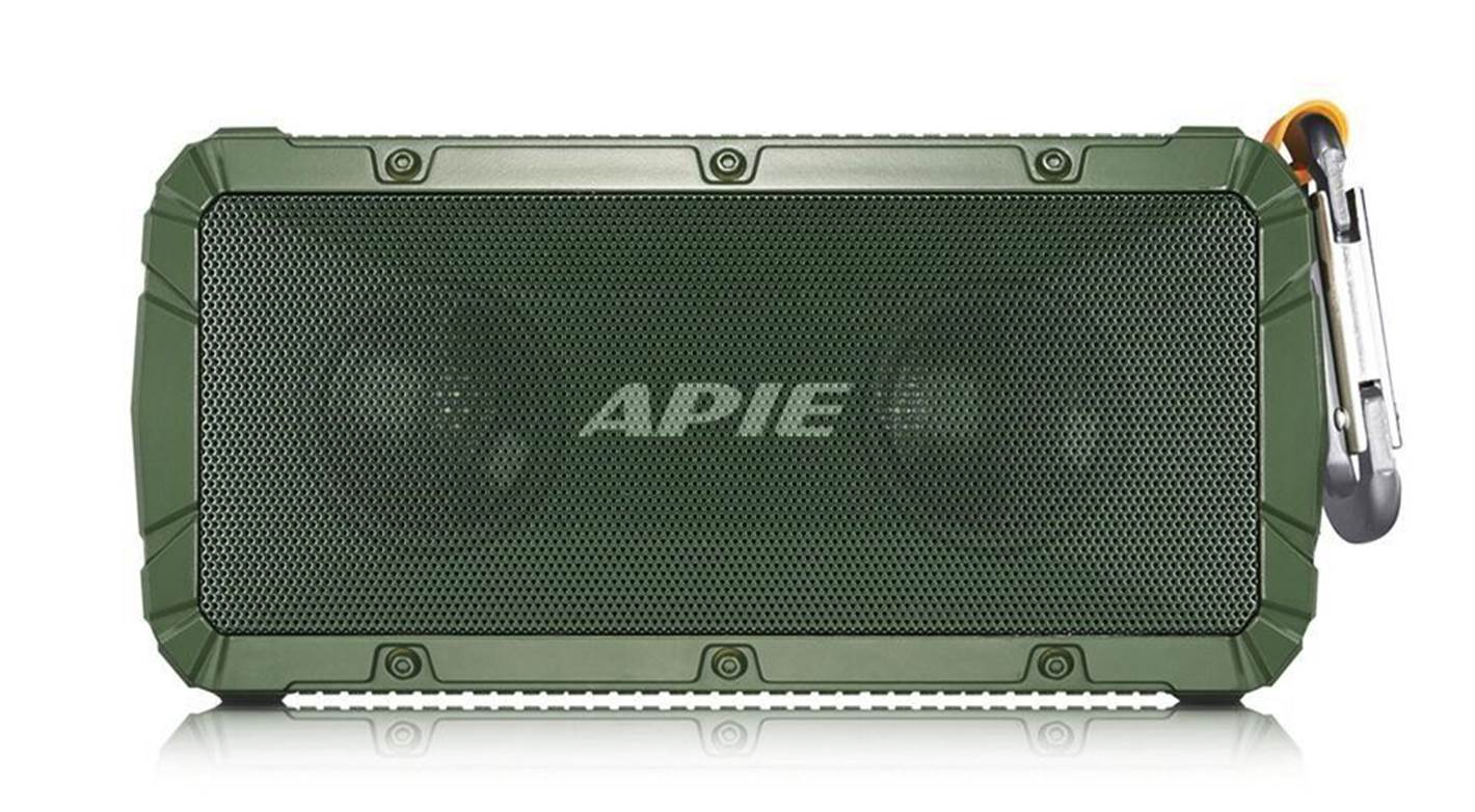 APIE Portable Bluetooth Speaker
