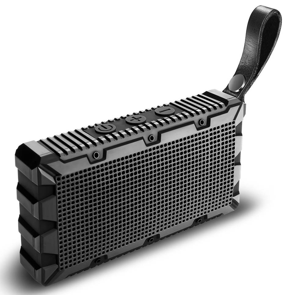 BassPal Mini Bluetooth Speaker