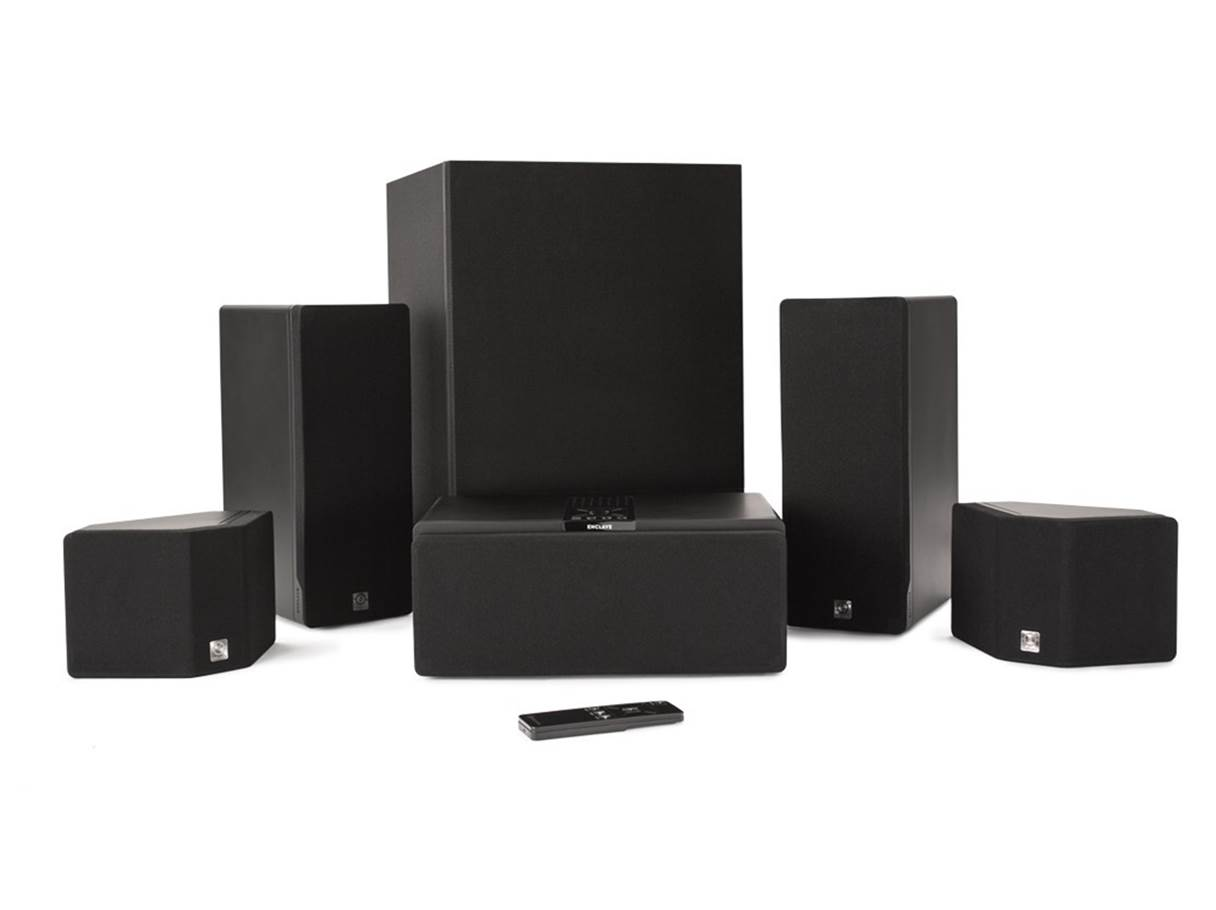 Enclave Audio CineHome Wireless Speakers for TV
