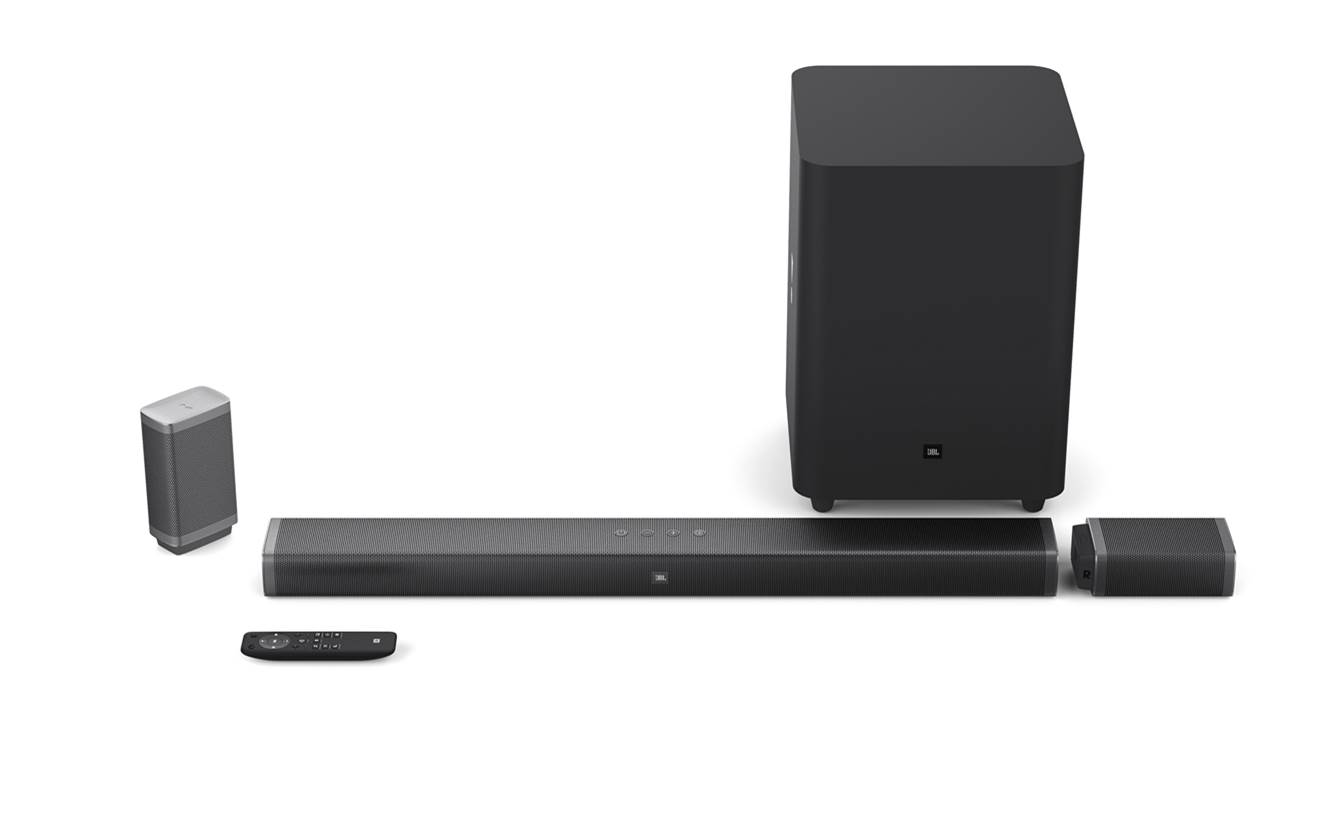 Top 10 Wireless Home Theater Systems of 2018 Bass Head Speakers