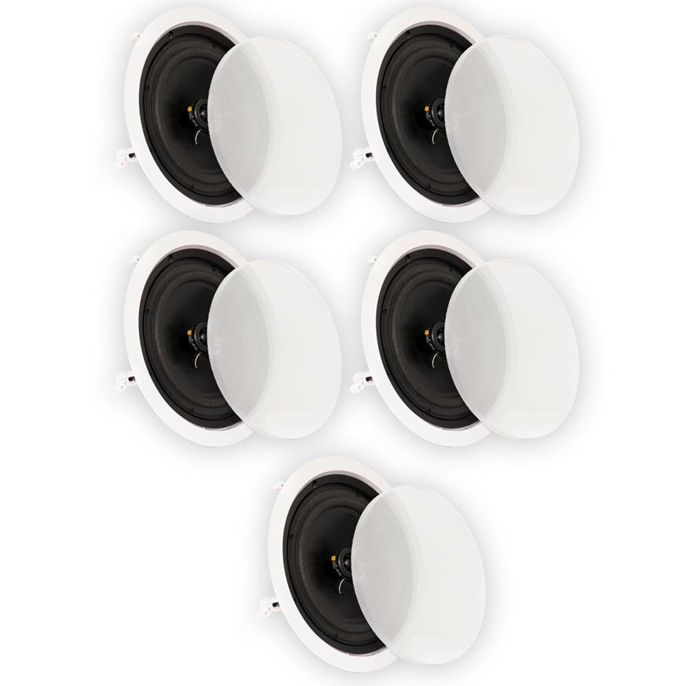 Theater Solutions CS8C In Ceiling Surround Sound Speakers